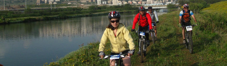 טיול אופניים, רשות נחל הקישון